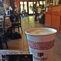 Photo taken at Peet's Coffee & Tea by Sean R. on 5/13/2016