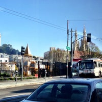 Photo taken at SF MUNI - 30 Stockton by Sean R. on 11/14/2016