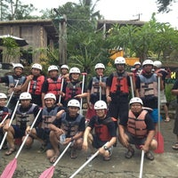 Photo taken at Cherokee arung jeram by Paolo M. on 1/6/2013