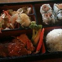 Photo taken at Ichiban Japanese Cuisine by Ele W. on 10/11/2013