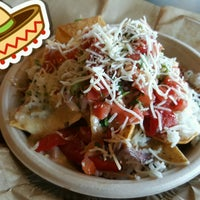 Photo taken at Qdoba Mexican Grill by Maria S. on 7/23/2016