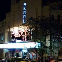 Photo taken at Regal Cinema by Master M. on 3/31/2013