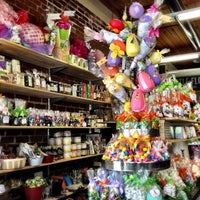 Photo taken at Little Flower Candy Company by Geri C. on 3/6/2013