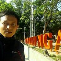 Photo taken at Alun Alun Nganjuk by Sugiharto S. on 9/12/2016
