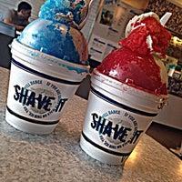 Photo taken at Shave It by Elizabeth on 5/10/2014