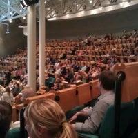 Photo taken at University of Economics by Daniel F. on 4/18/2013