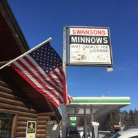 Photo taken at Swanson's Bait & Tackle by Monte M. on 1/22/2016