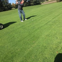 Photo taken at Pine Beach East Golf Course at Madden's by Monte M. on 10/6/2016