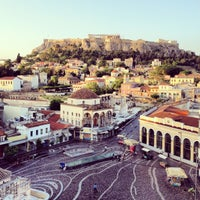 Photo taken at A for Athens by konstantin k. on 5/6/2013