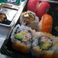 Photo taken at Yummy Sushi by Salvatore A. on 2/20/2015