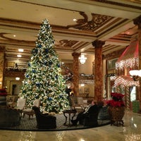 Photo taken at The Fairmont San Francisco by Chad S. on 11/27/2012