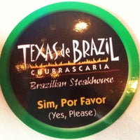 Photo taken at Texas de Brazil by Elaine AA S. on 6/9/2013