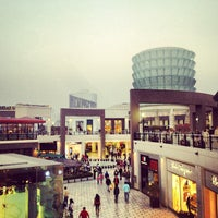 Photo taken at Jockey Plaza by Ezequiel G. on 6/3/2013