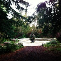 Photo taken at The National AIDS Memorial Grove by Josiah R. on 12/10/2012
