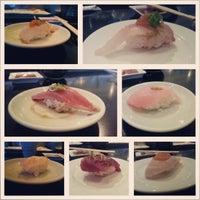 Photo taken at Echigo Sushi by Hau T. on 4/17/2013