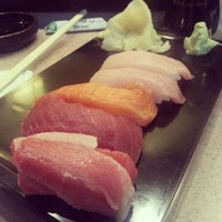 Photo taken at Hide Sushi by Hau T. on 1/5/2013