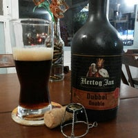 Photo taken at Cervejaria Continental by Carlos C. on 12/20/2013