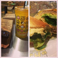Photo taken at Which Wich? Superior Sandwiches by Ruthie H. on 3/26/2013