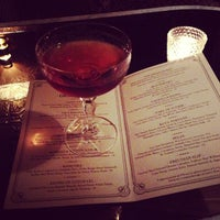 Photo taken at Experimental Cocktail Club by Mindy Y. on 1/26/2013