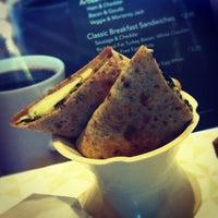 Photo taken at Starbucks by [t] m. on 11/22/2011