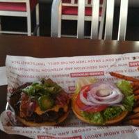 Photo taken at Smashburger by Daniel B. on 2/20/2012