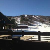 Photo taken at Gunstock Mountain Resort by Chris C. on 1/27/2013