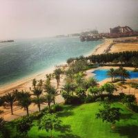 6/22/2013 tarihinde Da7omziyaretçi tarafından Rixos The Palm Dubai'de çekilen fotoğraf