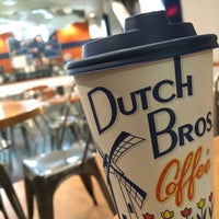 Photo taken at Dutch Bros. Coffee by Ali A. on 9/2/2016