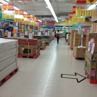 Photo taken at Carrefour by Herry L. on 1/14/2015