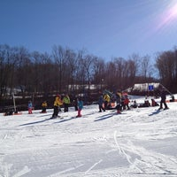 Photo taken at Shawnee Mountain Ski Area by Kevin J. F. on 3/15/2013