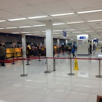 Photo taken at Ninoy Aquino International Airport (MNL) Terminal 4 by 👑 pAkDoT! on 10/3/2012