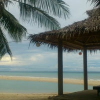 Photo taken at Kota Beach Resort by Joan Ela F. on 8/11/2013