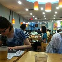 Photo taken at Leslie Café 利是冰室 by Christen 章. on 6/2/2013