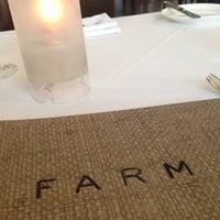 Photo taken at FARM, The Carneros Inn by Anita B. on 4/26/2013