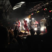 Photo taken at Starland Ballroom by Victoria on 9/24/2012