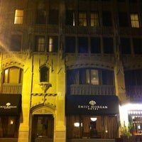 Photo taken at The Emily Morgan San Antonio - a DoubleTree by Hilton Hotel by Jodi C. on 11/3/2012