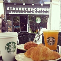 Photo taken at Starbucks Coffee by Zaid -. on 5/30/2013