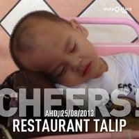 Photo taken at Restoran Talip by Shamsol Bahari H. on 8/25/2013