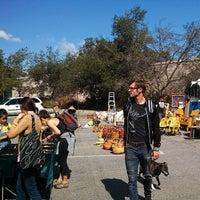 Photo taken at Silverlake Art Craft Vintage Fair by Maya F. on 3/9/2013