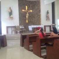 Photo taken at Iglesia San Judas Tadeo by Juan Carlos M. on 7/29/2013