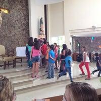 Photo taken at Iglesia San Judas Tadeo by Juan Carlos M. on 12/8/2013