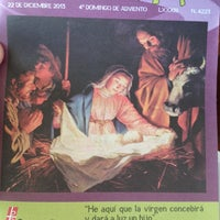 Photo taken at Iglesia San Judas Tadeo by Juan Carlos M. on 12/22/2013