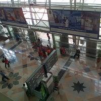 Photo taken at Stesen Sentral Kuala Lumpur by Syakinah F. on 4/19/2013