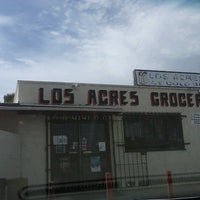 Photo taken at Los Acres Store by Pete R. on 9/28/2012