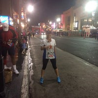 Photo taken at Hollywood Half Marathon & 5k / 10k by Gloria G. on 4/5/2014