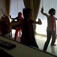 "Photo taken at STP ""Satya Widya"" Surabaya by Atika D. on 10/19/2012"