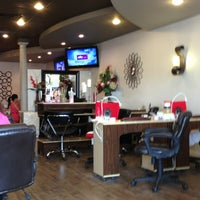 Photo taken at LT Nails by nANCY S. on 3/10/2013