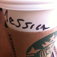 Photo taken at Starbucks by Jéssica S. on 5/15/2013