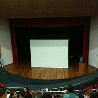Photo taken at FAG - Faculdade Assis Gurgacz by Rodolfo L. on 10/17/2012
