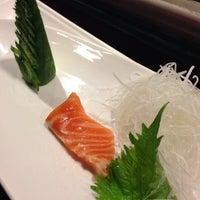 Photo taken at Sushi Masu by Bradley G. on 12/8/2013